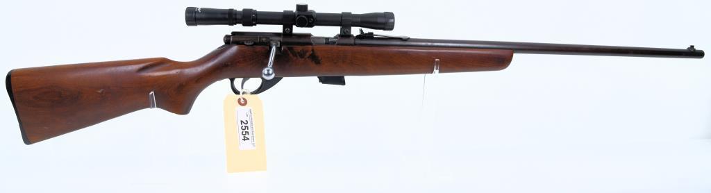 J C HIGGINS 103.23 Bolt Action Rifle