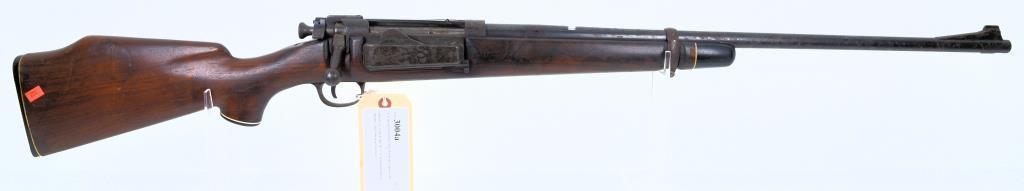 U.S. Springfield Armory Mdl 1896 Krag Jorgensen Bolt Action Rifle