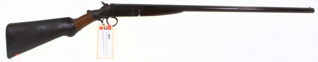 HOPKINS & ALLEN GOOSE GUN Single Shot Shotgun