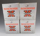Lot #107 -(100) rounds of Winchester Super XDrylok, 12 GA, 2 ¾ in, 4 Steel Shot