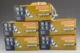 Lot #128 -(50) rounds of Federal PremiumTungsten-Iron, 10 GA, 3 ½ in, 4 Shot