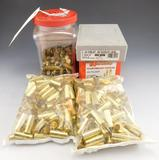 Lot #174 -(1) RCBS 3 Die Carb set .480 Ruger/475 Linebaugh, (1) box of Hornady .480 Ruger  un