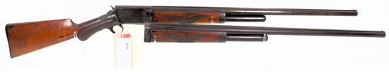 Burgess Gun Co Slide Action Pump Action Shotgun