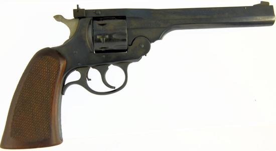 HARRINGTON & RICHARDSON SPORTSMAN Double Action Revolver