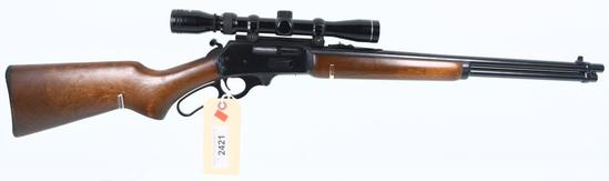 MARLIN FIREARMS CO 30 AS Lever Action Rifle