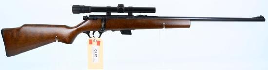 MARLIN FIREARMS CO 25 Bolt Action Rifle