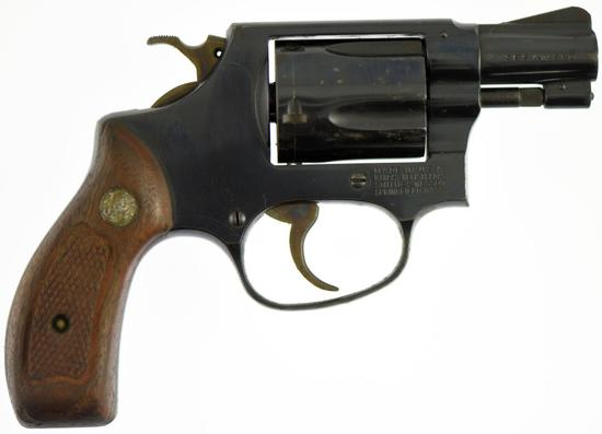 SMITH & WESSON MDL 36 Double Action Revolver