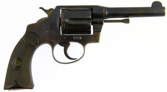 COLT's P.T.F.A. Mfg. Co, POLICE POSITIVE Double Action Revolver