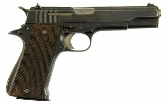 STAR, B. ECHEVERRIA/Imp by IAS SUPER Semi Auto Pistol