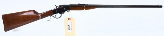 J STEVENS ARMS CO. 1915 FAVORITE Falling block rifle. NOTE: CALIBER IS .25 STEVENS