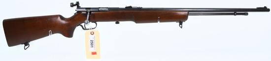 O. F. MOSSBERG & SONS 46A Bolt Action Rifle