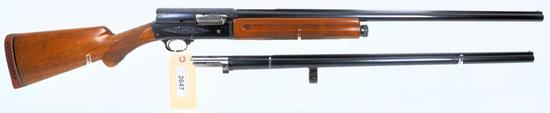 BROWNING ARMS CO A-5 Semi Auto Shotgun