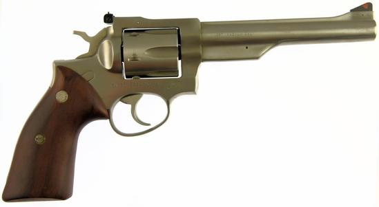 STURM RUGER & CO INC SECURITY SIX Double Action Revolver