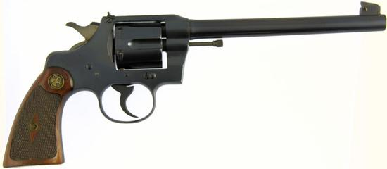 COLTS P.T.F.A. MFG CO. OFFICERS MDL 38 2nd Issue Dbl Action Revolver