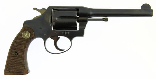 COLT'S P.T.F.A. MFG CO POLICE POSITIVE Double Action Revolver