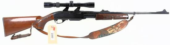 REMINGTON 7600 Pump Action Rifle