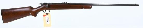 WINCHESTER REPEATING ARMS CO. 67 Bolt Action Rifle