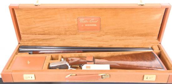 WINCHESTER 23 GOLDEN QUAIL SXS Shotgun