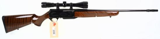 BROWNING ARMS CO BAR II SAFARI Bolt Action Rifle
