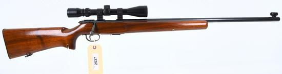 REMINGTON ARMS CO. MATCHMASTER 513-T Bolt Action Rifle