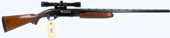 REMINGTON WINGMASTER 870 Pump Action Shotgun