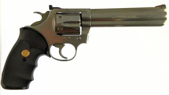 COLTS P.T.F.A. MFG CO. KING COBRA Double Action Revolver