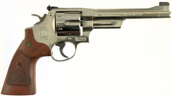 SMITH & WESSON 25-15 Double Action Revolver