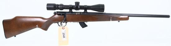 SAVAGE INDUSTRIES INC MK II Bolt Action Rifle