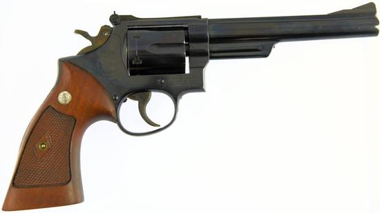 SMITH & WESSON 53 Double Action Revolver
