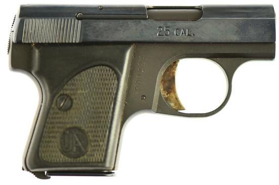 IVER JOHNSON COMPACT .25 Semi Auto Pistol