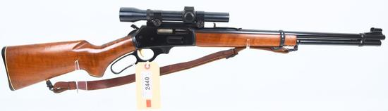 MARLIN FIREARMS CO. 336 Lever Action Rifle