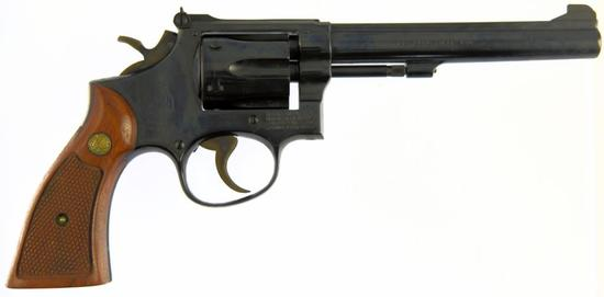 SMITH & WESSON 17-3 Double Action Revolver