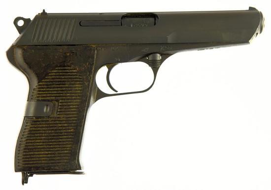 CZ/IMP BY CAI 52 Semi Auto Pistol