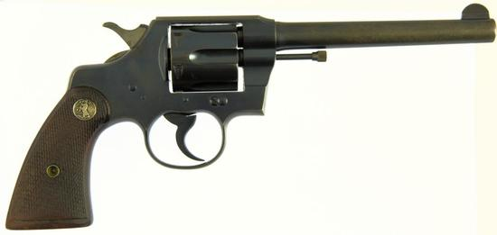 COLTS P.T.F.A. MFG CO. ARMY SPECIAL Double Action