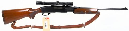 REMINGTON ARMS CO INC 760 Pump Action Rifle