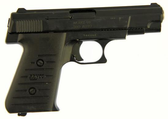 BRYCO ARMS 48 Semi Auto Pistol