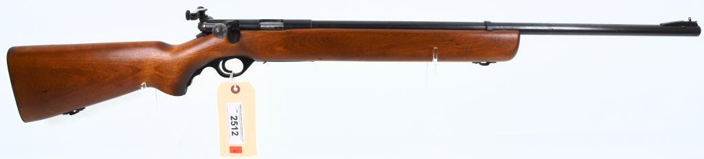 O. F. MOSSBERG & SONS 44A Bolt Action Rifle