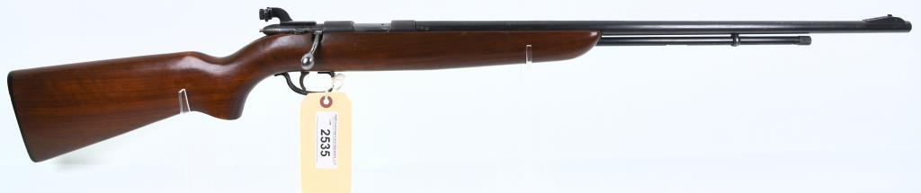REMINGTON ARMS CO. 512 Bolt Action Rifle
