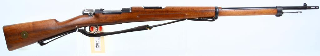 CARL GUSTAFS STADS 1896 Bolt Action Rifle