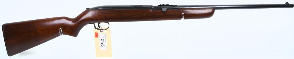 WINCHESTER 55 Single Shot Semi Auto Rifle