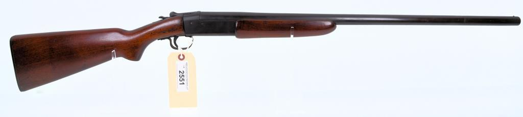 Winchester Mdl 37 Single Shot Shotgun