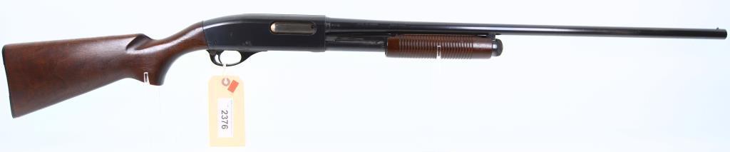 REMINGTON WINGMASTER 870 Pump Action Shotgun