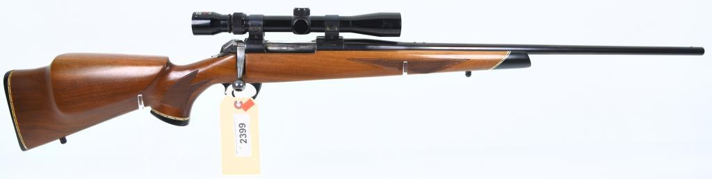 Birmingham Small Arms/Imp by Herters, In U-9 Bolt Action rifle