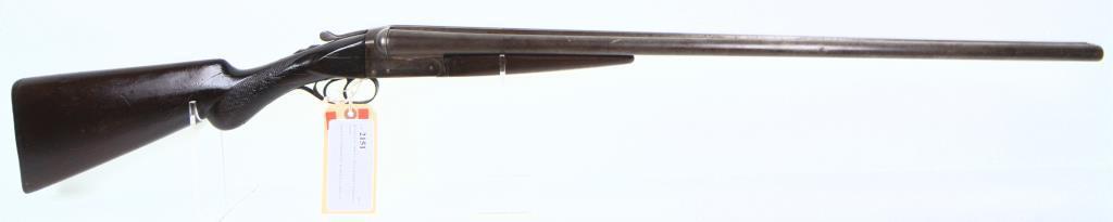 REMINGTON ARMS CO 1900 HAMMERLESS SBS SXS Shotgun