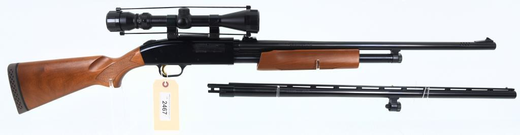 MOSSBERG 500 Pump Action Shotgun