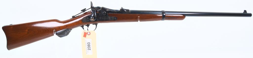 HARRINGTON & RICHARDSON OFFICERS MDL 1873 Breech lloading rifle