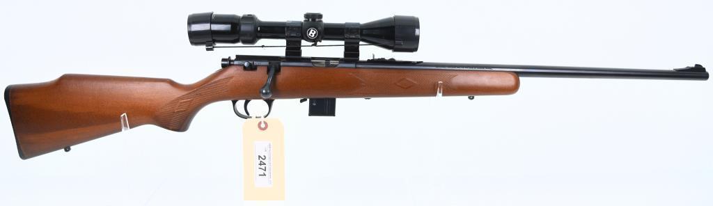 MARLIN FIREARMS CO 25MN Bolt Action Rifle