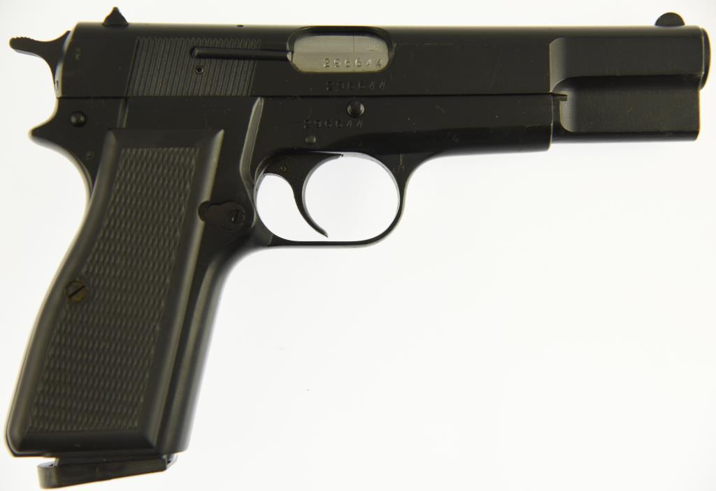 BROWNING ARMS CO/Imp by Arms Corp HIGH POWER Semi Auto Pistol