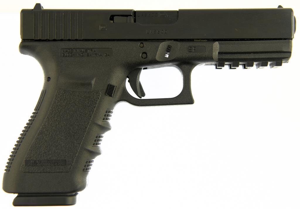GLOCK/ IMP BY GLOCK INC. 21 Semi Auto Pistol