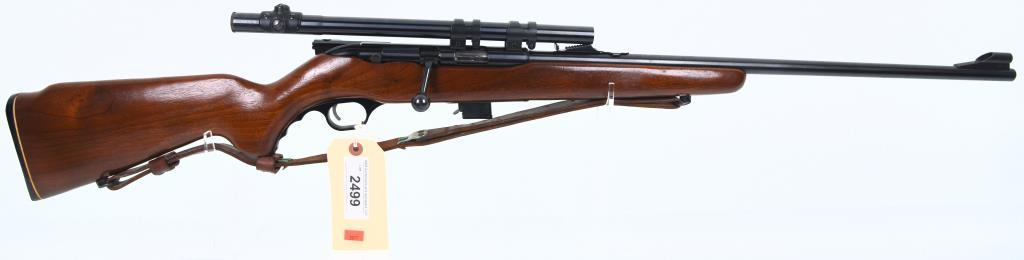 O. F. MOSSBERG & SONS 340-BA Bolt Action Rifle